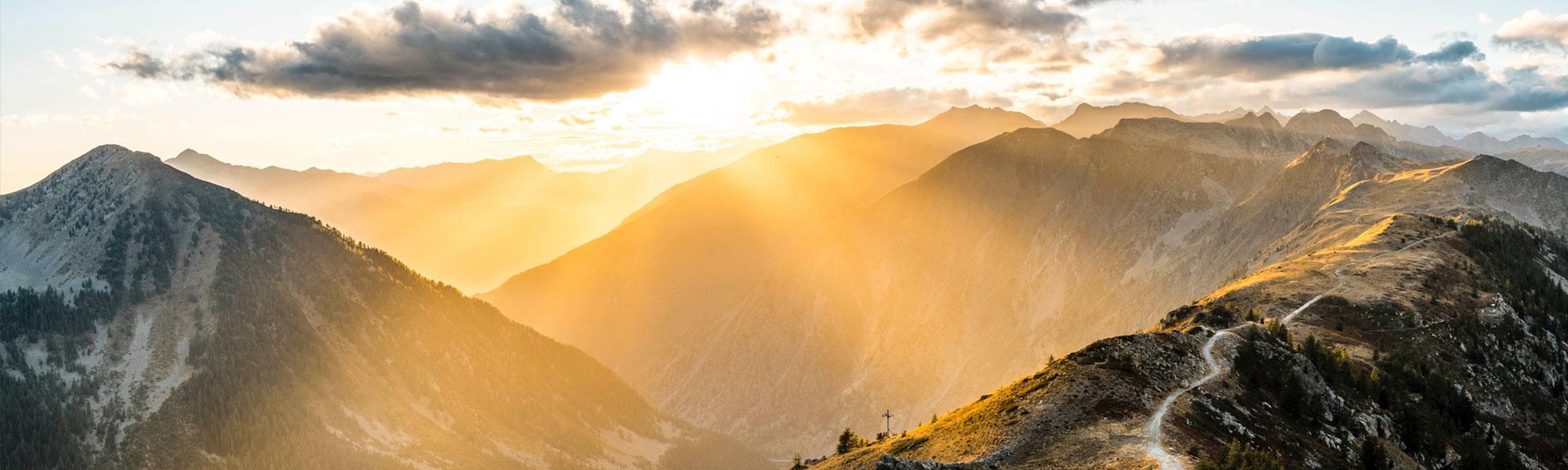 Alpenbestattung