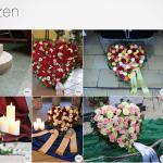 Blumen Herzen
