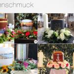 Blumen Urnenschmuck 1
